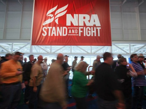 Bloomberg, Nov. '12: NRA Dying — NRA, May '13: Five Million Members