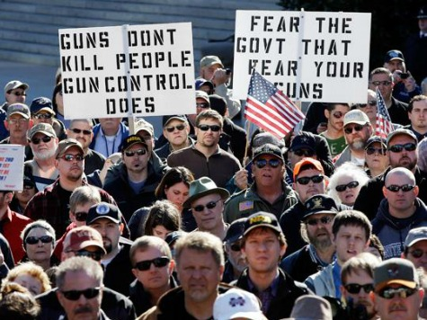 Pew Poll: Americans Want Gun Rights, Not Gun Control