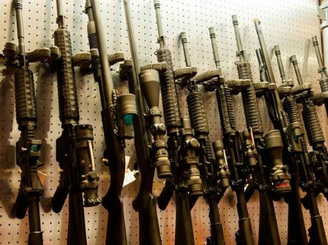 Gun Stocks Soar, Gun Control 'Dead as an Issue'