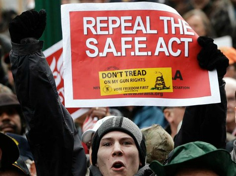 Gun Companies Leave, Rural Counties Say No in Opposition to NY Gun Control