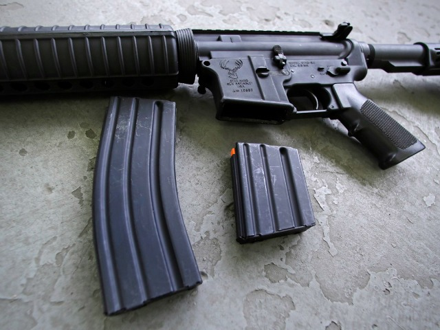 Retired SF Police Officers Join NRA Lawsuit Against 'High Capacity' Magazine Ban