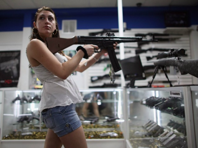 Buying Guns on Black Friday Becomes Tradition Under Obama