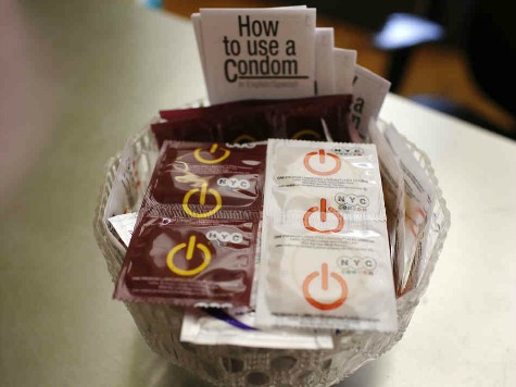 Whittier College: 1,700 Students Have Access to 40,000 Free Condoms