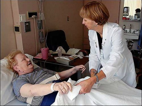 NIH Offers Research Grants on 'Palliative Care' for Older Americans