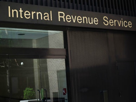 A New, More Sinister IRS Scandal