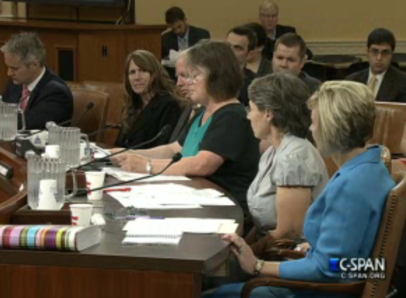 IRS Hearing: Dems Call No Liberal Groups as Witnesses