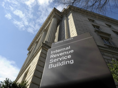 Progressive Group: IRS Gave Us Conservative Groups' Confidential Docs