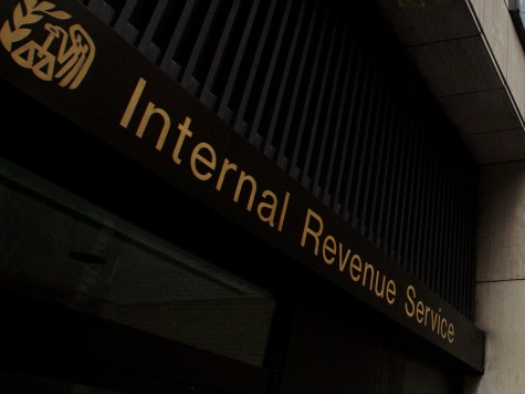 Daily Signal: IRS Under Fire for Targeting Breitbart News
