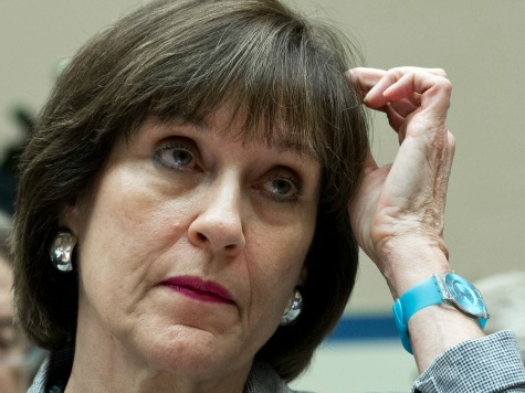 Emails Show Lois Lerner Planned to Help DOJ Prosecute Conservative Groups