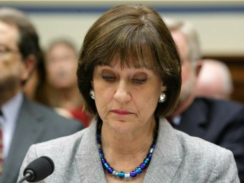 EXCLUSIVE: IRS Org Chart Puts Ingram, Lerner at Center of Power