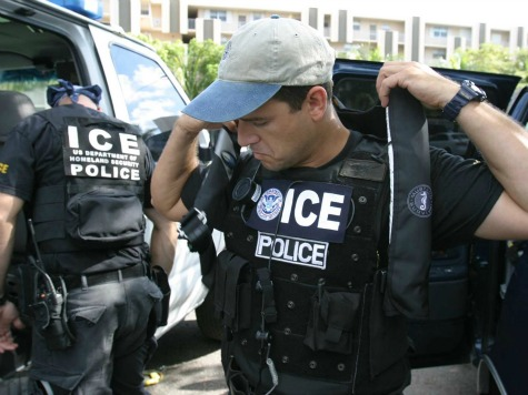 Obama's Nominee to Direct ICE Supports Exec Amnesty for Illegal Immigrants