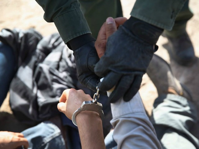 Border Patrol Apprehends Two Gang Members Illegally Entering U.S. in One Day