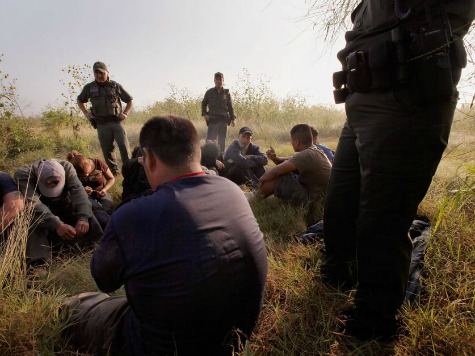 Luis Gutierrez: Illegals Surrendering to Border Patrol Shows 'Border Is Secure'