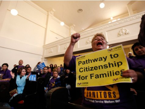 Heritage: CBO Report on Immigration Bill Confirms Amnesty Concerns