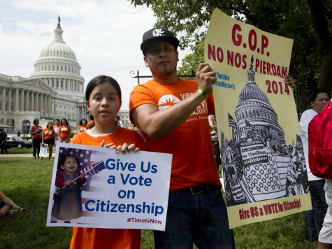 Democrats Split on When to Push Immigration
