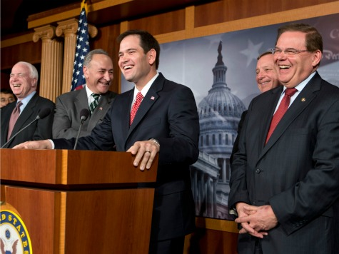 Immigration Day: 'Gang of Eight' Republicans, Once Critical of Obamacare, Go All-In