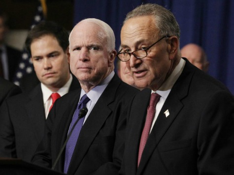 Corker-Hoeven Immigration Bill Amendment Created by Gang of Eight