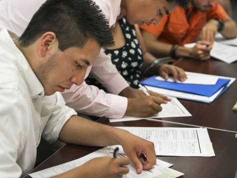 Approval Rate for Illegal Immigrants Applying for Deferred Action Over 99%