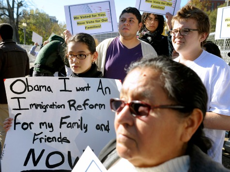 Obama: End Shutdown So We Can Pass Comprehensive Immigration Reform