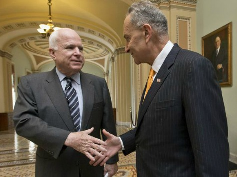 Senate Passes Immigration Bill