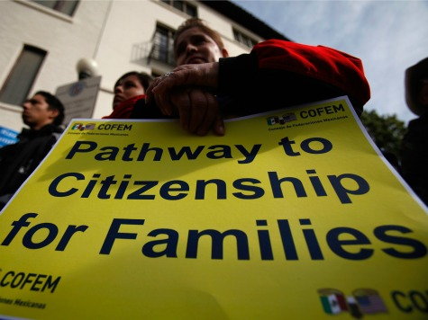 GOP Rep. Predicts Half of Republican Caucus Will Support Immigration Reform Legislation