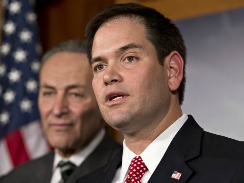 Rubio: Legalize Illegal Immigrants So They Can Fund Border Security