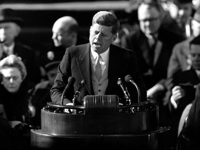 World View-JFK: We Shall Pay Any Price, Bear Any Burden for the Success of Liberty