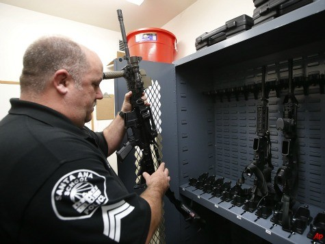 Local Police Face Ammunition Shortages