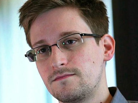 Rogue US Leaker Snowden Says He 'Acted Alone'
