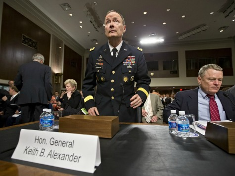 NSA Director Claims Surveillance Programs Foiled 50 Plots
