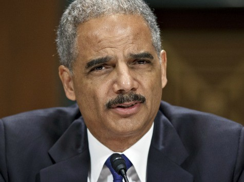 Holder: No Written Recusal on AP Phone Record Grab
