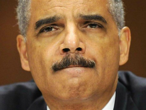 Rep Who Introduced Articles of Impeachment Against Holder: 'Past Time' for Him to Go