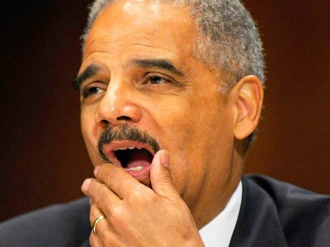 Eric Holder Has No Answers for Congress on AP Scandal