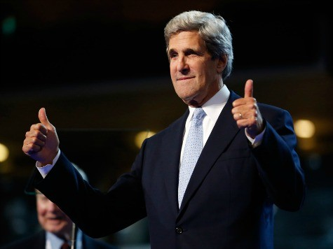 Kerry 'Quietly' Approved $1.3 Billion in 'Military Aid' to Egyptian Government