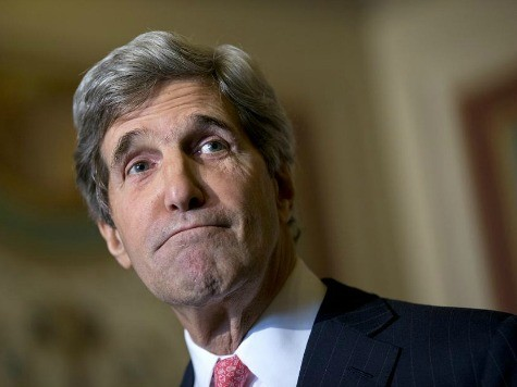 Kerry: Obama Can Bomb Syria With or Without Congressional Go Ahead