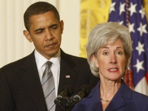 Sebelius Under Fire for ObamaCare Fundraising Bypassing Congress