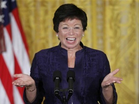 Valerie Jarrett: Obamacare Doesn't Force Americans Out of Their Health Plans