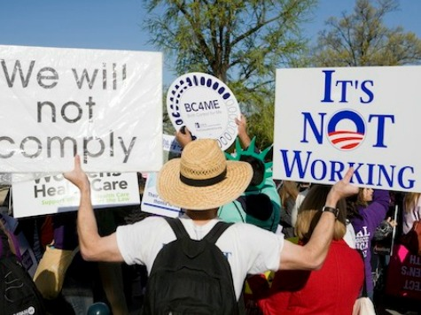 Obamacare Continues to Destroy Jobs