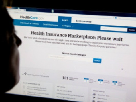 Obamacare Web Official: 60 to 70 Percent of Website Still Unbuilt