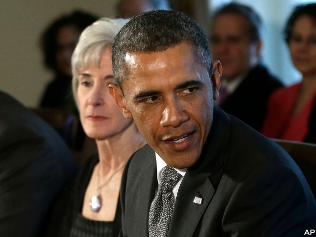 Politico Destroys White House Claim of Secret Obama-Sebelius Meetings