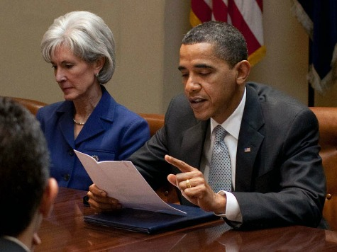 Former WH Speechwriter: Records Would Exist if Obama Met with Sebelius