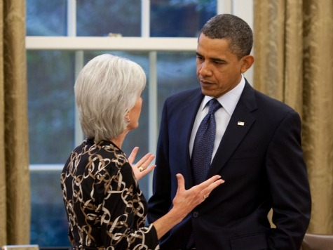 Committee to Ask Sebelius About Obama Meetings Controversy