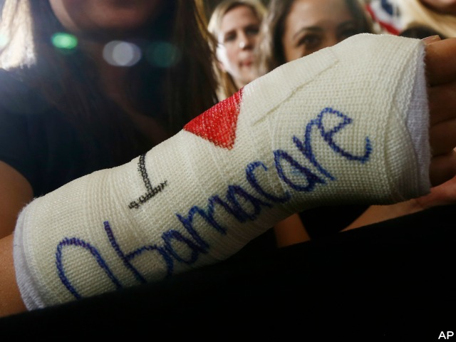 GOP REPORT: 1 in 3 Obamacare 'Enrollees' Haven't Paid