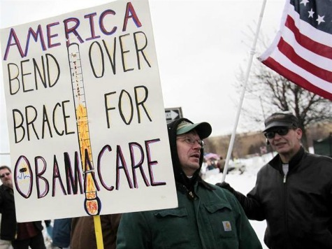 CBS: Obamacare Launch 'Nothing Short of Disastrous'