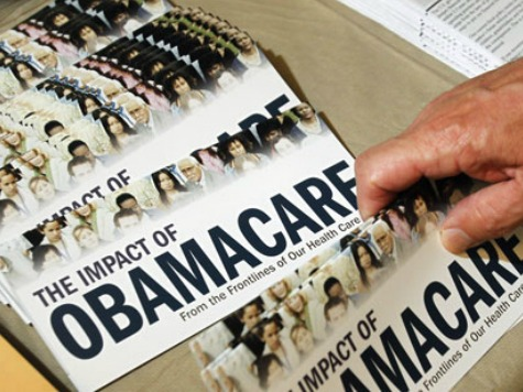Revealed: Only 51,000 Completed Obamacare Applications