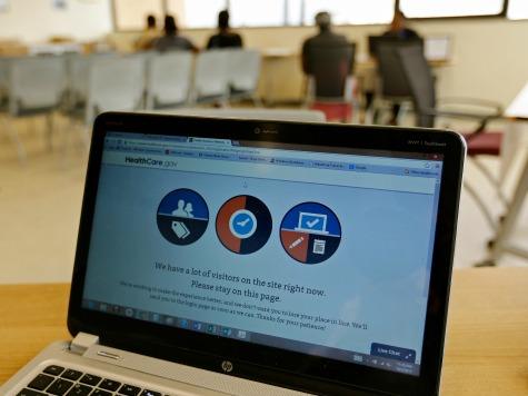 Obamacare Website Users Say Site Led Them to Phishing Page