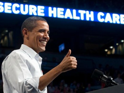 Countdown: Four Days Until Obamacare Website Can Handle 50,000 Users