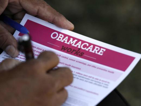 Health Insurers: No Payments from Thousands of Obamacare 'Enrollees'