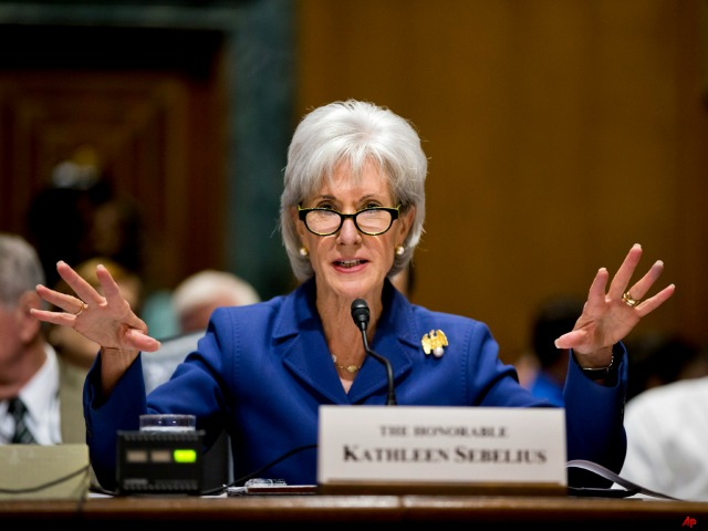 Sebelius: 'Possible' Obamacare Navigators Could Be Convicted Felons