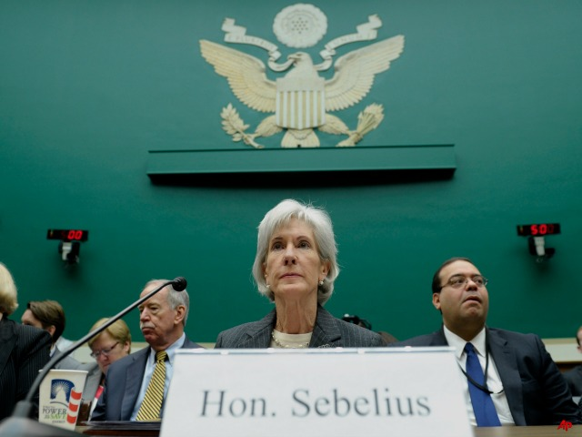 Sebelius Flustered After Question About One-on-One Obama Meetings